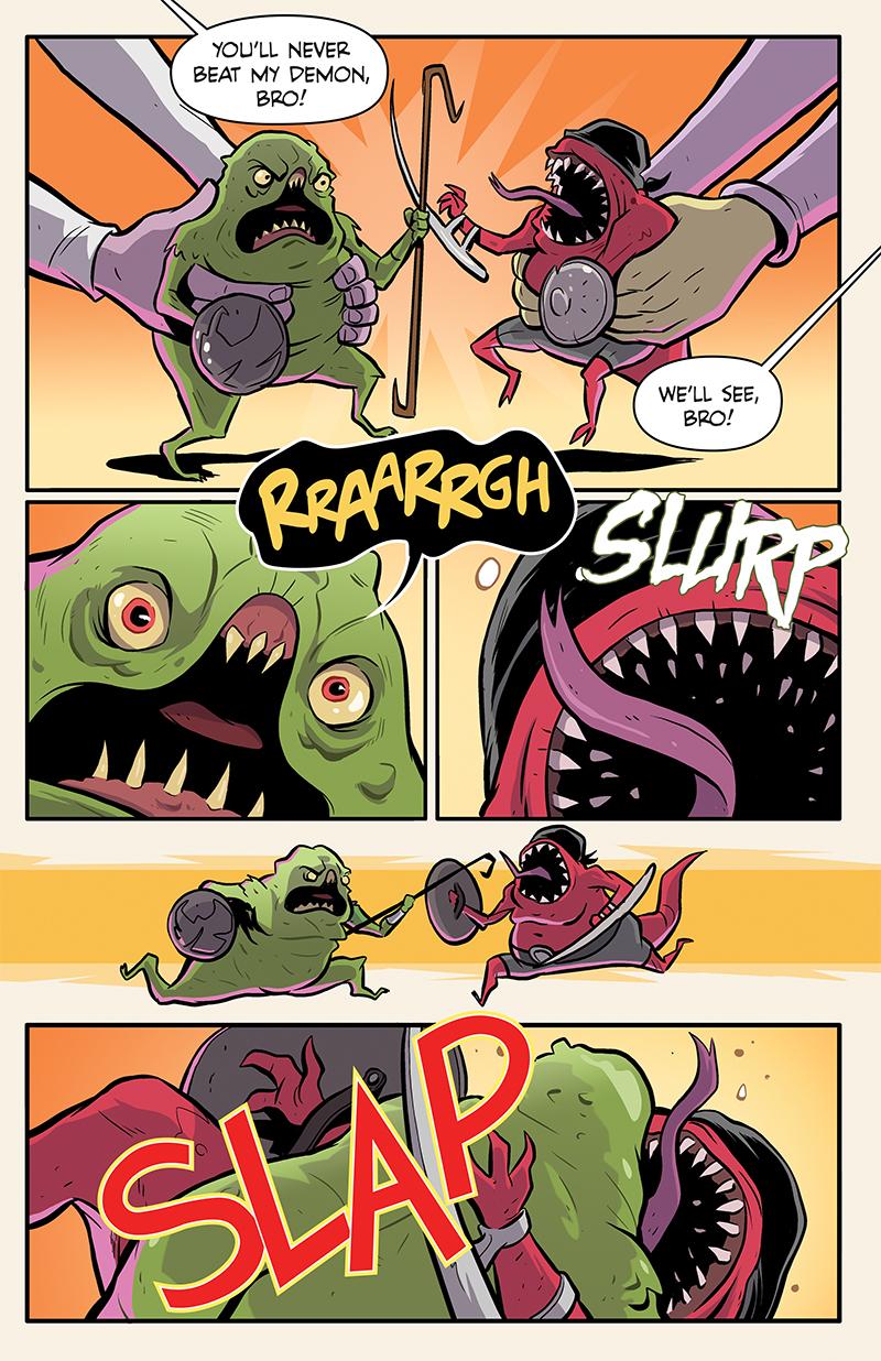 157: FIGHT ME, BRO!